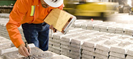 Zinc-price correction looms