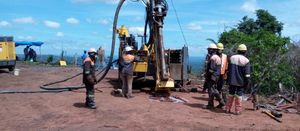Armadale nears end of Mahenge Liandu drilling