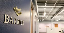 Barrick output dips, but Q4 looks better