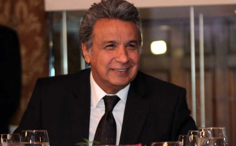 Moreno wins Ecuador election