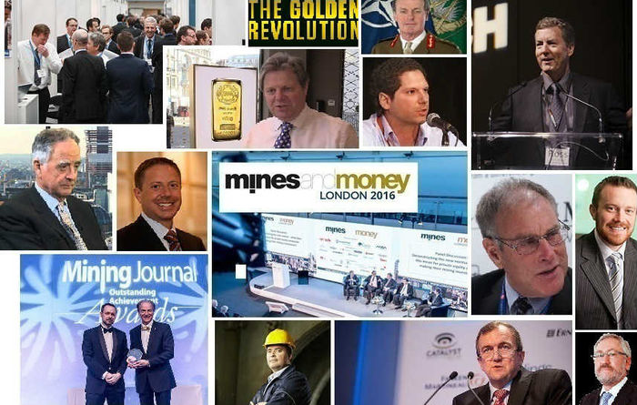 Game on: Mines and Money London 2016