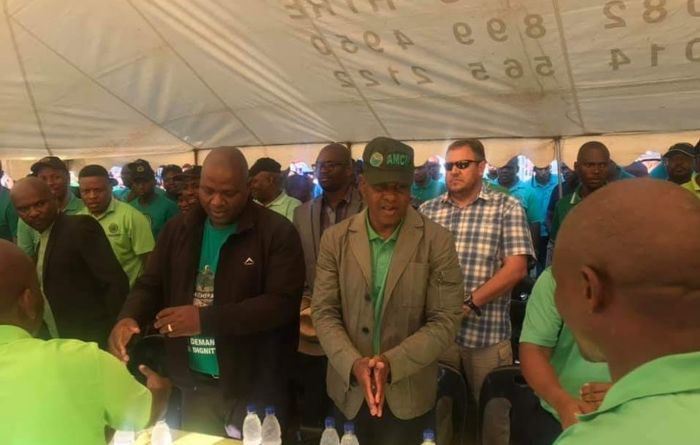 AMCU strikes spread across industry