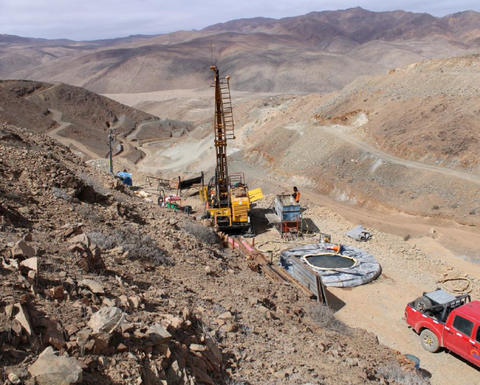 Tesoro more confident of 'significant gold deposit' in Chile