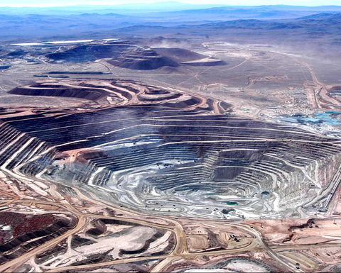 Chile's copper production slower start to 2021