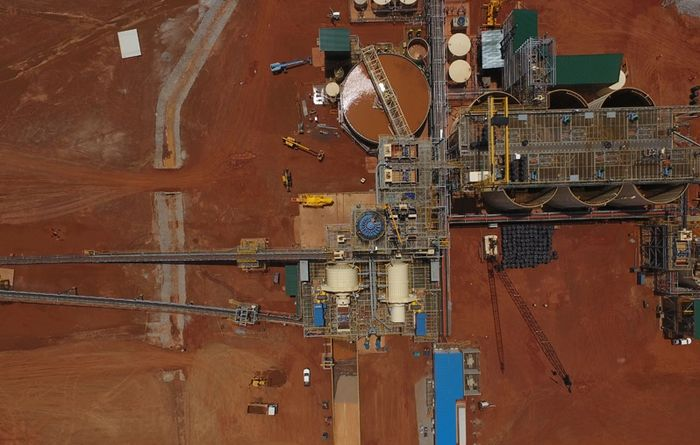 Endeavour lifts Hounde resource by third