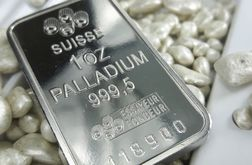 Reuters GFMS sees palladium price push past US$1,000