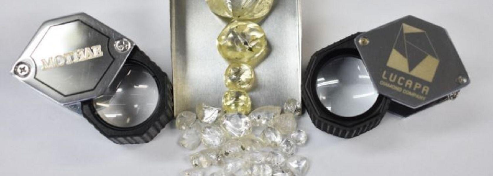 Lucapa Diamond