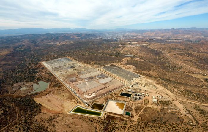 GoGold options large gold project in Mexico