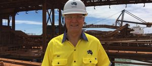 Nev Power bids goodbye to Fortescue