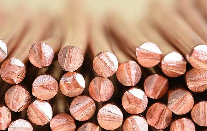 """The macro data aren't great but some traders are buying copper aggressively"""