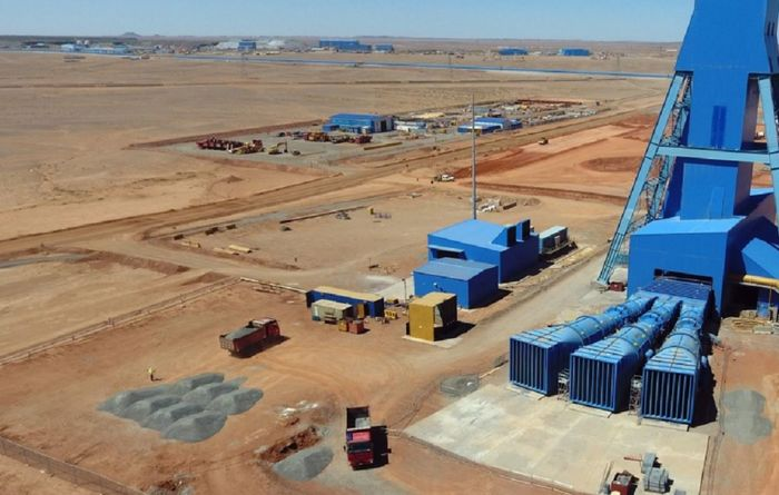 """CEO of Turquoise Hill is in Mongolia actively working on this matter"""