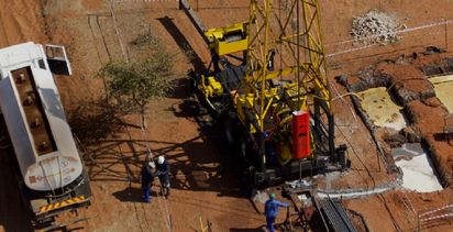 PGM posts loss, plans to advance Waterberg