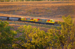 Aurizon volumes down in H1