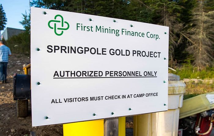First Mining Gold in quest for optimal Springpole flowsheet