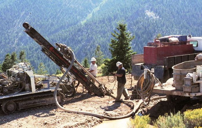 ExGen outlines Empire Mine resource