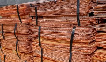 Fitch says copper growth to stay strong