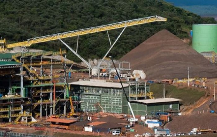 BHP may sell Samarco stake to Vale: reports