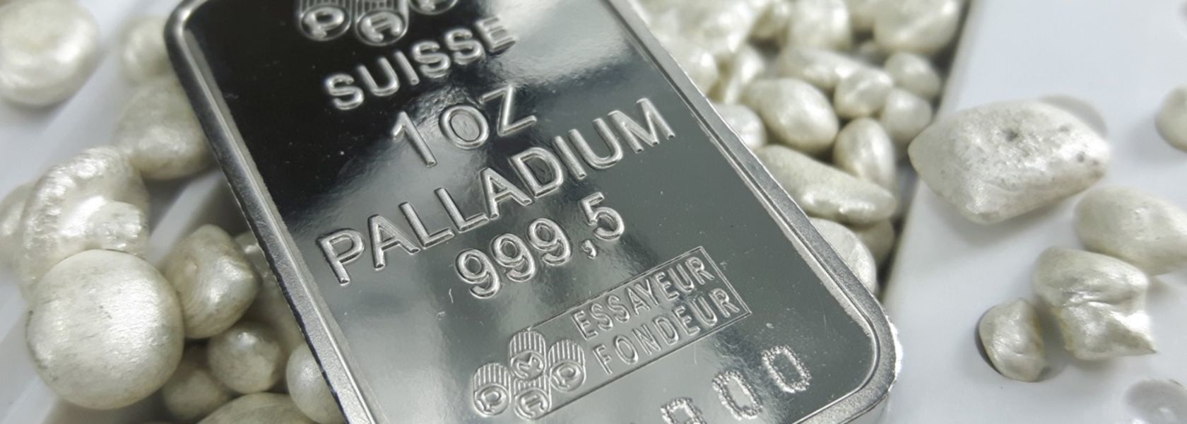 Palladium party is winding up, watch out for the fall