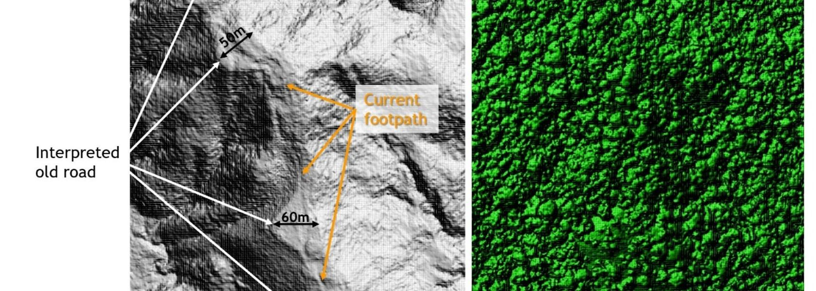Aurania shares up on LiDAR image of missing road