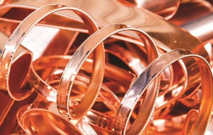 Copper headed for bumper cycle as it breaks US$8,000