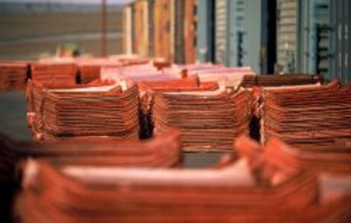 S&P cuts copper, zinc price outlook