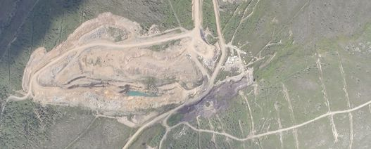 """[It] will clean up the Mount Nansen mine site"""