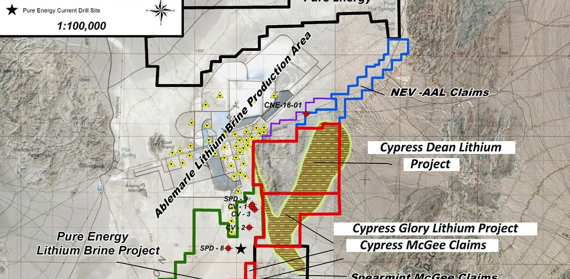 Cypress hits best lithium results yet at Dean