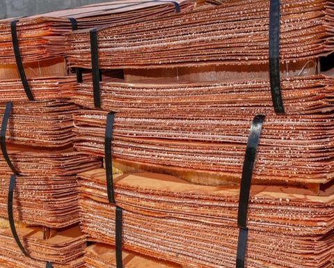 Coronavirus could wipe out a month's copper demand in China