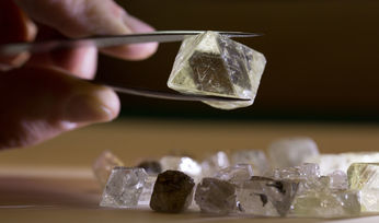Trade tensions not helping diamond sales, says Alrosa