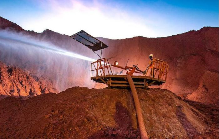 Africa mineral sands miner optimistic on pricing