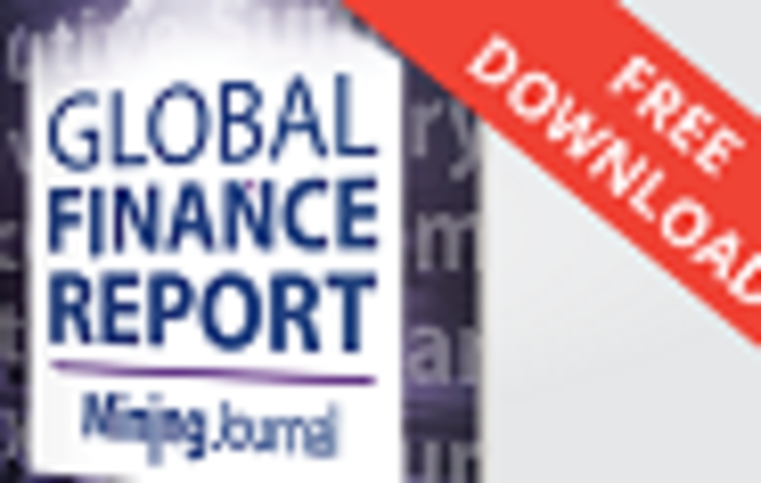 Download the Mining Journal Global Finance Report Executive Summary