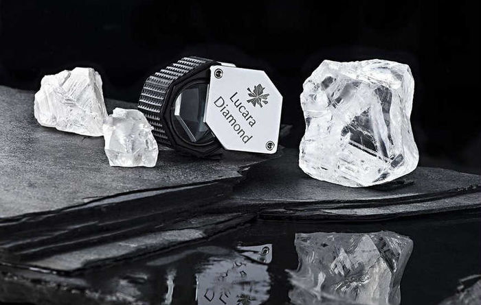 """[This] will have no impact on Lucara Diamond Corp's financial position"""
