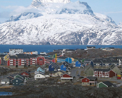 Greenland finally shows off its mineral wares