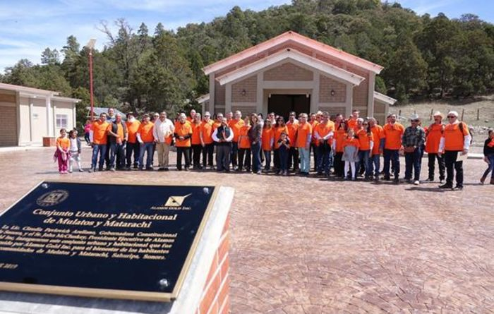 Alamos celebrates Mulatos milestones