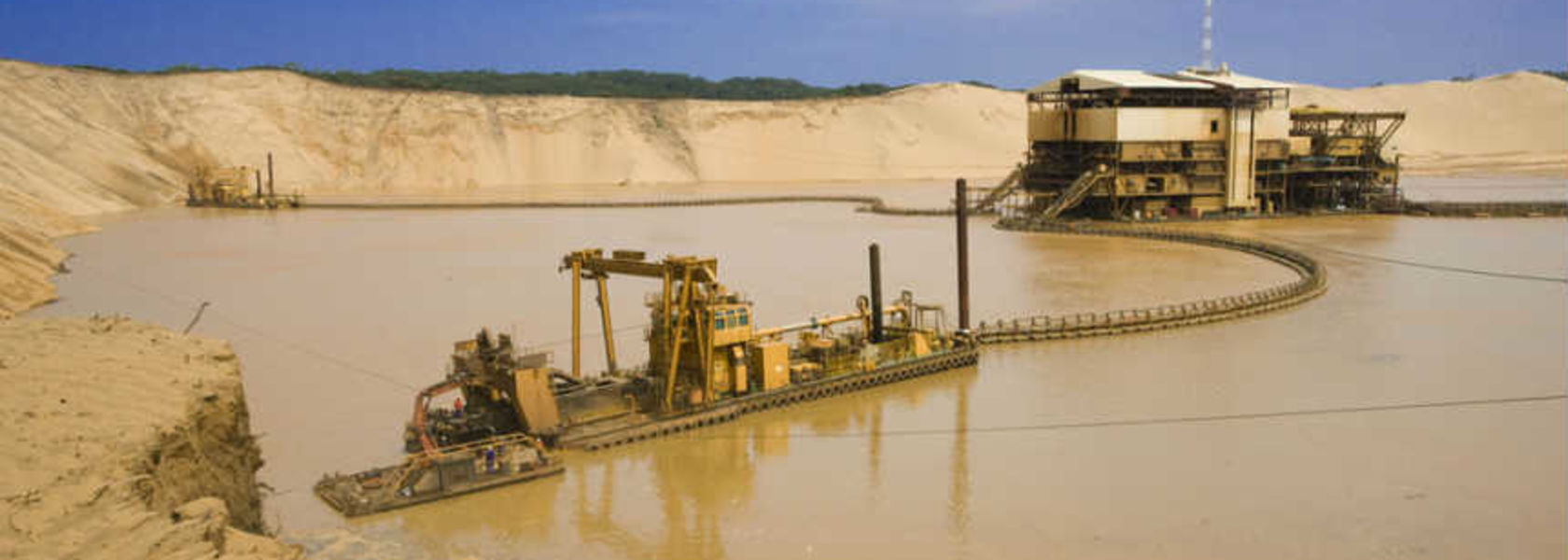 Mineral Sands: guidance for would-be players