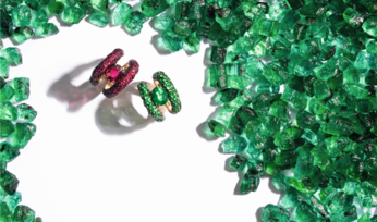 Coloured gemstones outperform diamonds says Edison