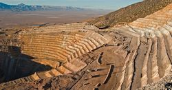 Talk of Barrick-Newmont tie-up in Nevada
