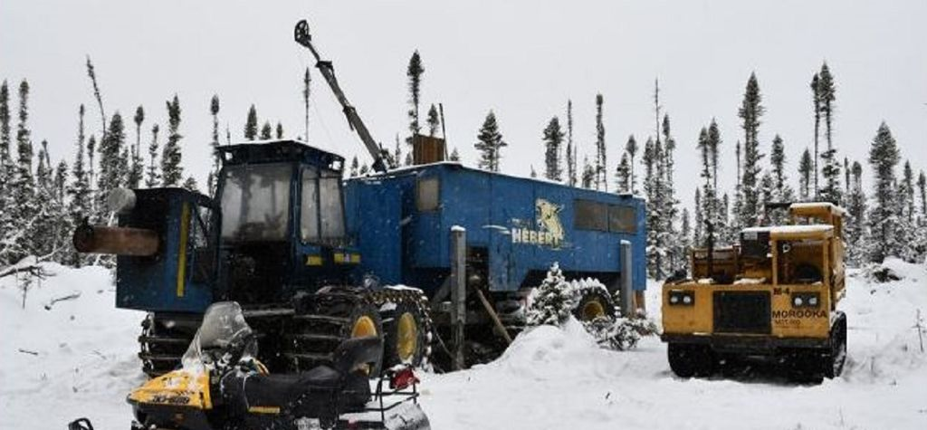 Maple Gold taking 'discovery shots' at Douay, says exploration VP