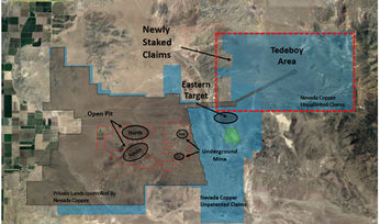 Nevada Copper 'hunting for elephants'