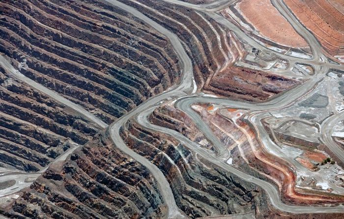 Newmont cuts Super Pit guidance after rock falls