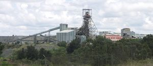 Lonmin back in the black despite lower mine output