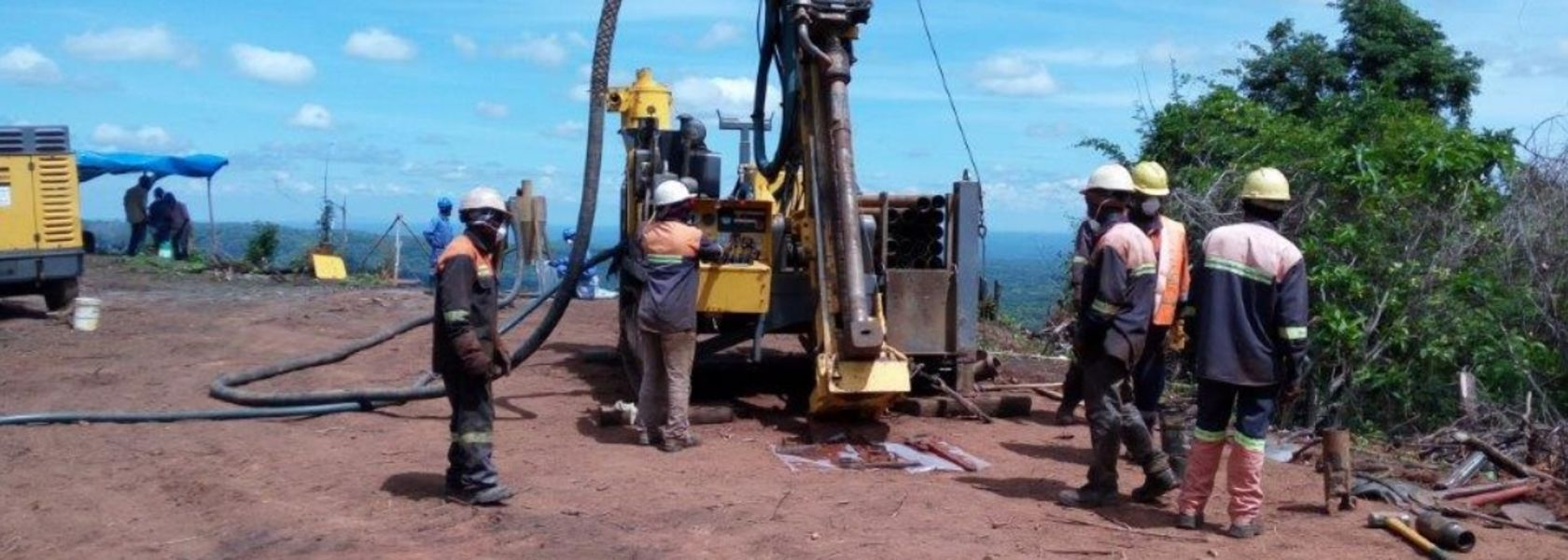 Armadale scopes out Mahenge graphite project