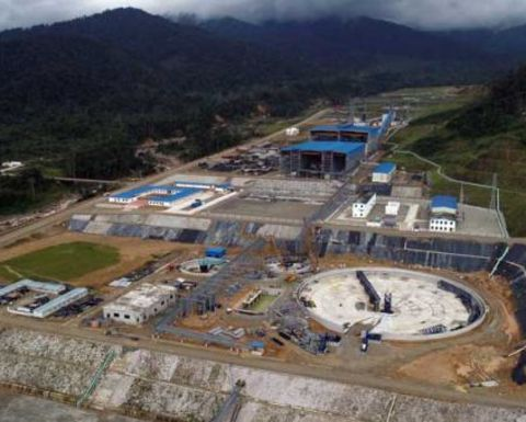 EcuaCorriente starts Mirador production