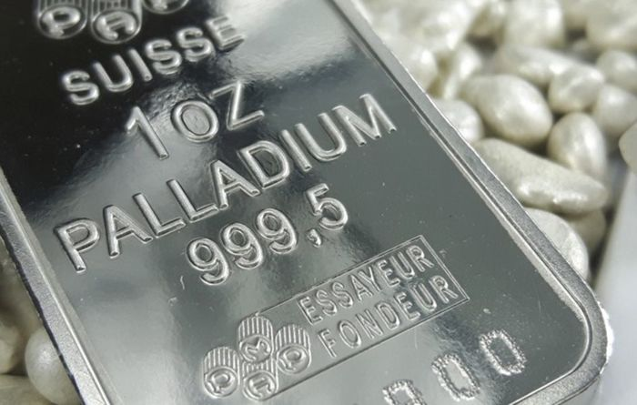 Palladium price to hit all-time record in 2019