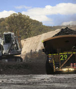 Peabody backs coal-to-oil concept