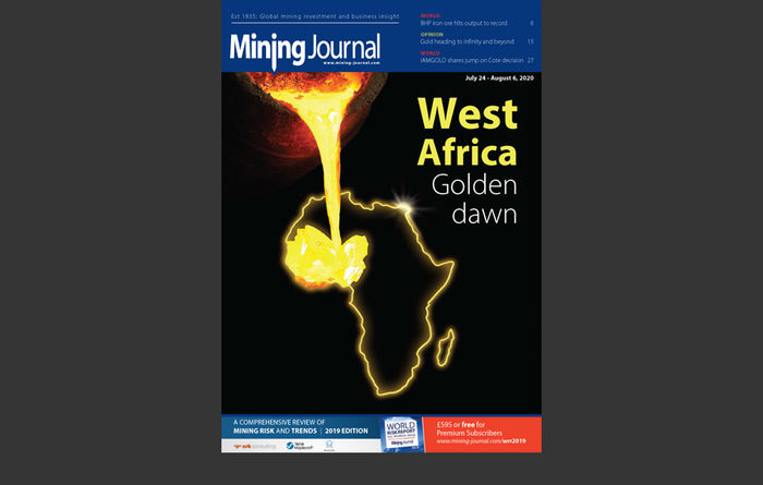 Mining Journal eMagazine: 24th July 2020