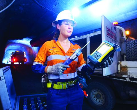 Orica stakes mining future on technology