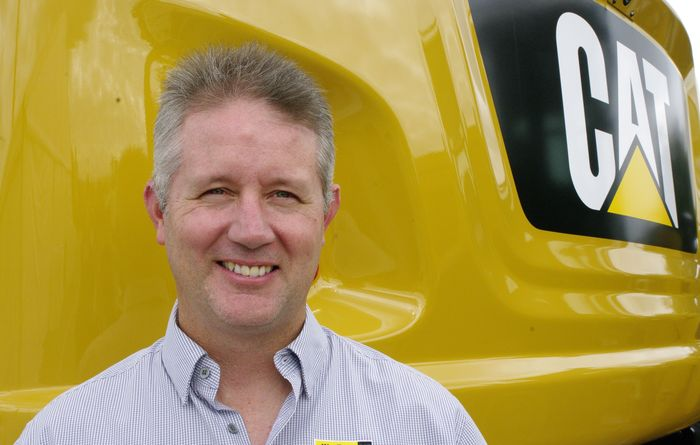 Major Caterpillar dealer stocks up