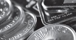Silver expected to shine this year