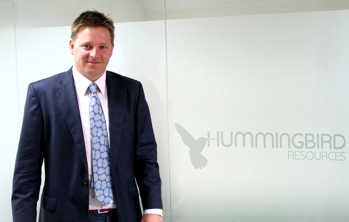 Q&A: Hummingbird CEO reflects on first mine build